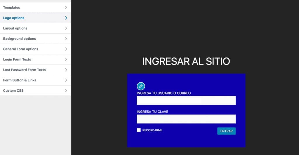 Cómo encontrar el login de Wordpress